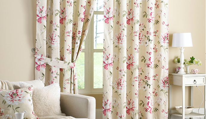 Curtains, window curtains and bedroom curtains unique in style Chennai